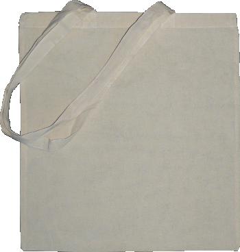 torba bawełniana 38x41 z długim uchem