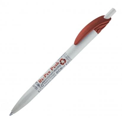 długopis ekologiczny re-pen push