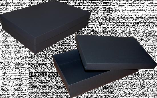 pudełko 35x24x7 czarne