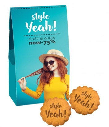 torebka z logo cookie