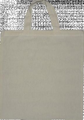 torba bawełniana 38x41 z krótkim uchem