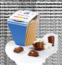 gorąca czekolada mini