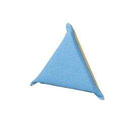 trójkątka gąbka do auta