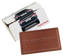 czekoladowa karta 20 g