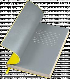 notes funky żółto-szary