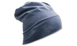 czapka 3001denim l cotton elastan beanie