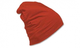 czapka 3001candy apple m cotton elastan beanie